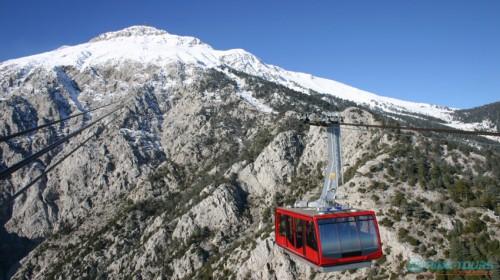 Золотая гора в Турции