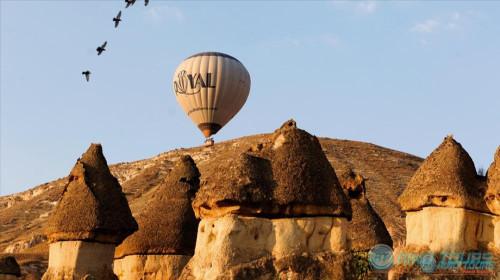 Каппадокия из Кемера Долина Фей