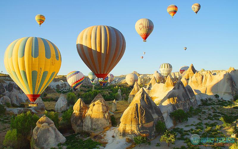 Каппадокия фестиваль 2021 Турция