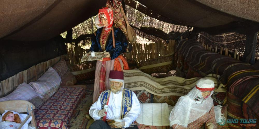 Этнографический парк Йорюк в Кемере